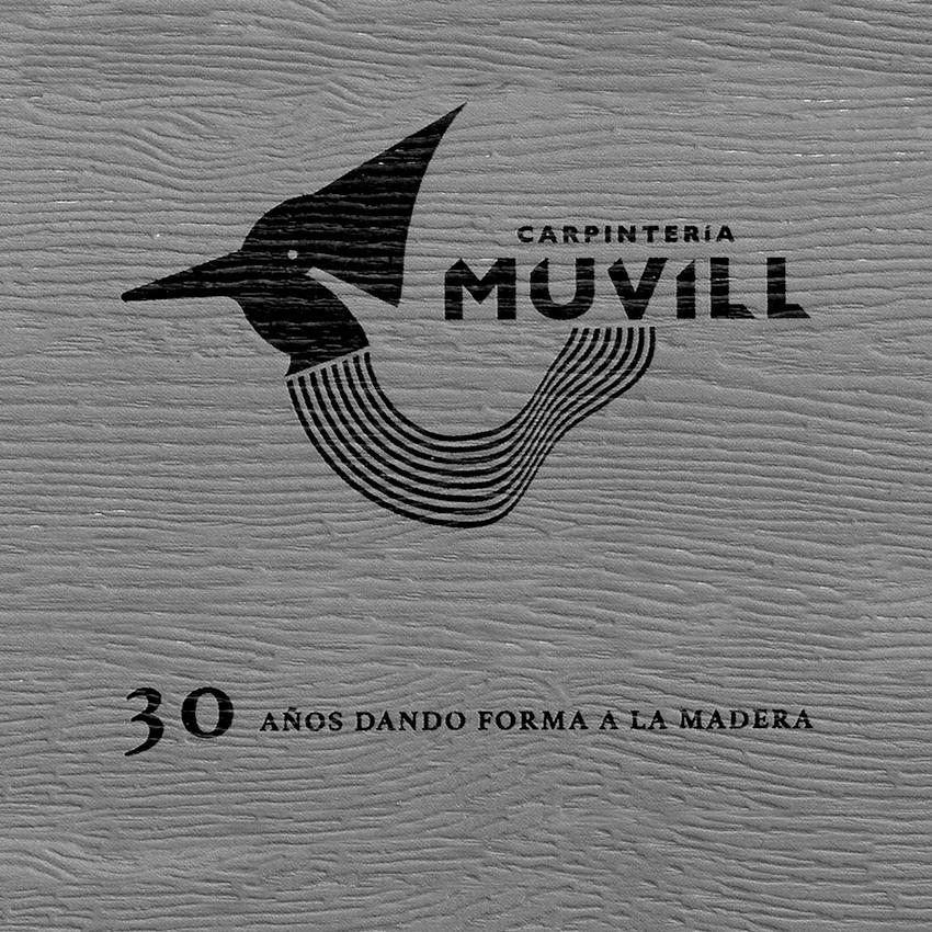 LOGO CARPINTERIA MUVILL -