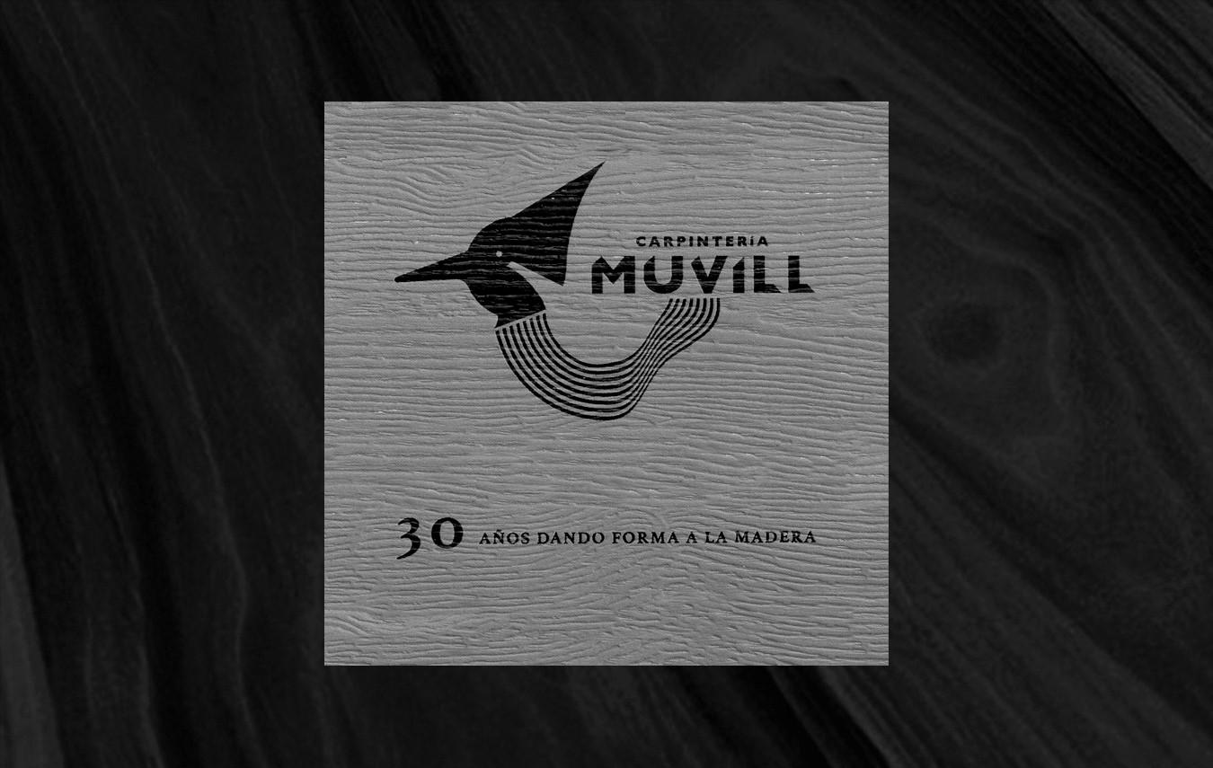 LOGO CARPINTERIA MUVILL
